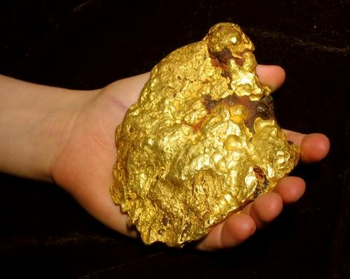 Huge 41 Ounce Museum Grade Gold Nugget 0 00 Gold