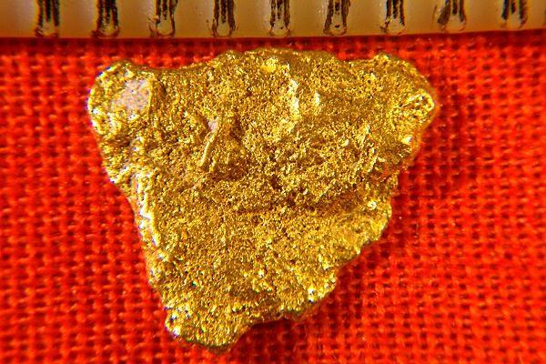 Natural Klondike Yukon Gold Nugget Jewelry Grade 000 Gold