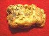 Beautiful & Rare Natural Gold Nugget from Mexico